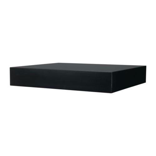 IKEA Lack Wandregal in schwarz
