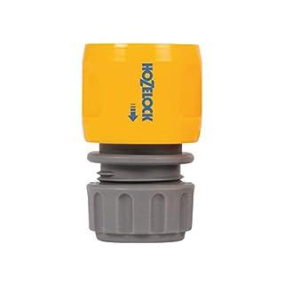Hozelock Hose end connector (12.5mm & 15mm)