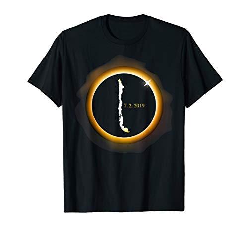 Eclipse-team-t-shirt (Total-Solar-Eclipse Chile July 2 2019 T-Shirt)