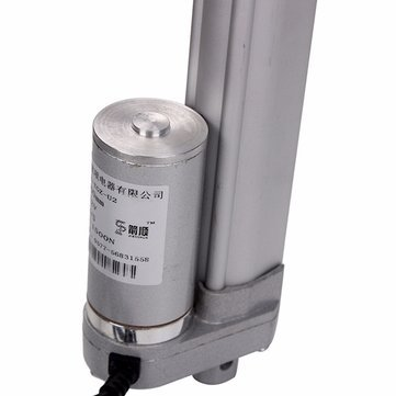 Atoz prime 200mm Stroke 750N Load Mini Electric Actuator Linear Tubular Motor Motion 12V DC