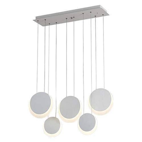YDYG Modern LED Chandelier , Comedor de acrílico LED Luces Colgantes ,...