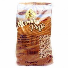 Big Oz - Organic & Gluten Free Brown Rice Puffs - 225g