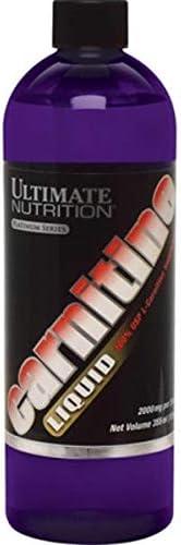 ULTIMATE NUTRITION L-CARNITINE LIQUID 2000MG