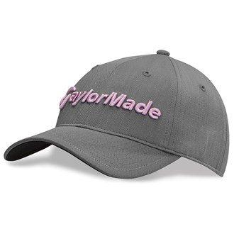 Tour Radar Golf Cap Damen - Grau Pink (Visor Beanie Radar)