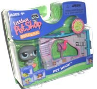 Littlest Pet Shop Pet Nook Bird with Post Office 356 (Us Post Office)