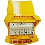 Televes 404110 - Mezclador mástil 3e/1s easyf vhf-uhf-dc