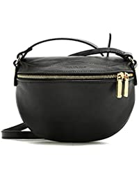 b0208b1d22e4d Micocah Satteltasche Wild Microfiber mit Umhängetasche Umhängetasche  Hufeisen PU Bag for women