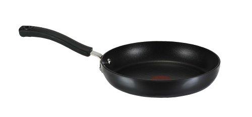 T-fal E6080862 Ultimate Nonstick Hard Enamel 12.5-Inch Fry Pan / Saute Pan, Black by T-fal