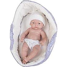 Muñeco Bebé con Capazo