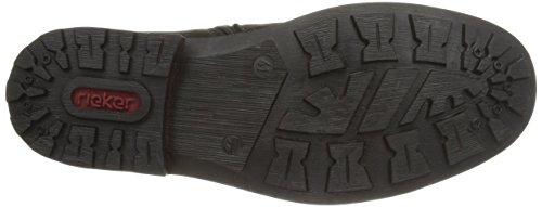 Rieker - 36050-00, Stivale da uomo Nero (Black)
