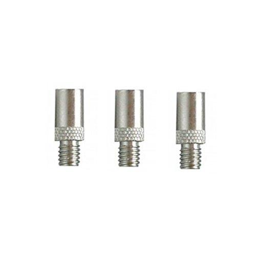Bull´s Add-A-Gram 2BA Schraubgewichte Nickel 3 Stück