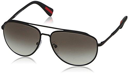 Prada Sonnenbrille 55RSSUN_DG00A7 (59 mm) schwarz