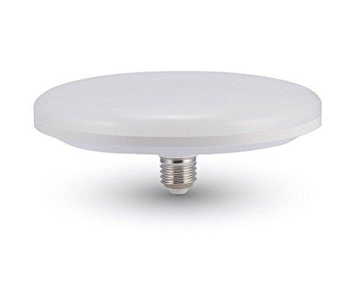 Las bombillas Led ahorran entre un 80% y un 90% de la energia consumida por bombillas tradicionales y halógenos y tienen una vida útil de 25.000 horas. Descripción de producto : Base:E27 Marca: V-TAC Modelo: VT-2124 Valor comparado: aprox. 160W bombi...