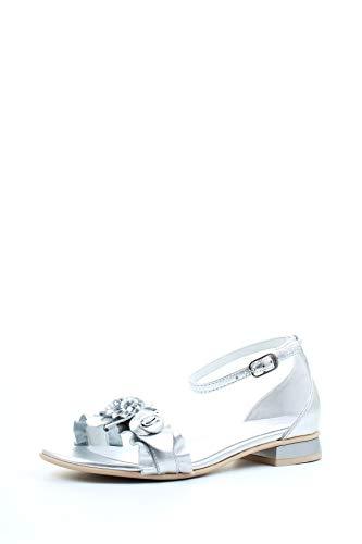Nero Giardini P908240D/312 Sandali Scarpe Donna Fibbia Cinturino Pelle Bronzo (37 EU)