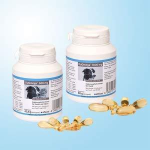 Alfavet DUOMEGA 1000 mg Kapseln f.Hunde und Katzen