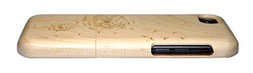 SunSmart iPhone 7 bois Housse iPhone 7 bois étuis pour iPhone 7 4.7'' -14 4.7''-7G-18