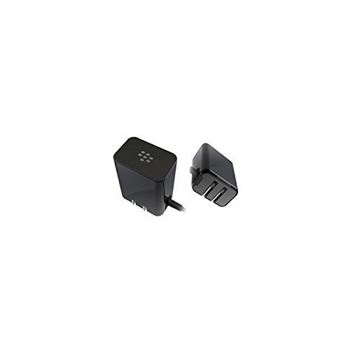 Original BlackBerry Classic Premium Quick Micro-USB Folding Blade 6FT/2M Travel Wall Charger!