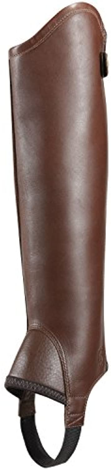 ARIAT CONCORD Chaps, chocolate, XL (Höhe: 47 cm - Wade: 44.5 cm)