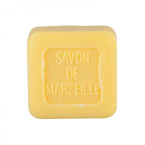 Savon de Marseille Shea Butter reinem pflanzlich Duft Honeysuckle 25g -