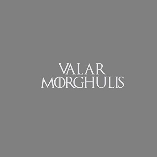 GoT: Valar Morghulis - Herren T-Shirt Dunkelblau