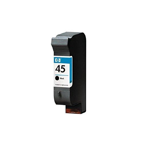 Preisvergleich Produktbild HP 45 original 45A 42ml DIE GROSSE 51645A - 2 Jahre Händlergarantie