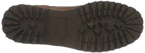 Shoe Closet Walker Fur, Stivaletti Donna Marrone (Brown)