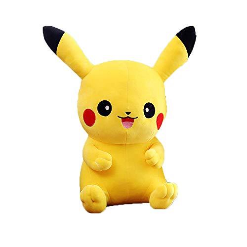 luludsoo Plüsch Spielzeug Cartoon Weiche Stoffende Spielzeug, Geburtstag Geschenk Urlaub Geschenk Party Liefert, Kinder Baby Paare, Pikachu 25 cm (0.15kg) Sitzen in Pikachu