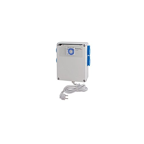 FLORATECK - GSE TIMER BOX - 4 X 600 W