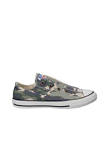Converse 660976C Slip-On Schuhe Boy Camouflage 30