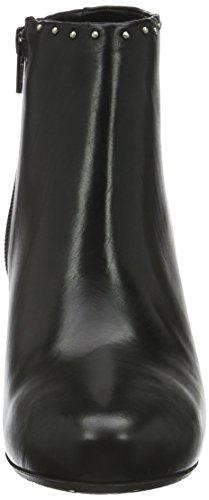 Gardenia Copenhagen Anabell, Bottes Classiques Femme Noir (Calf Barcelona Black)