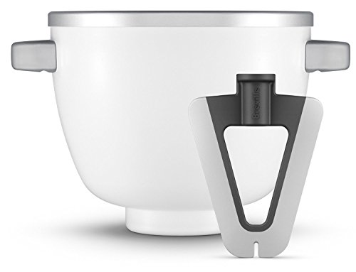 Breville BIA500XL Freeze & Mix Ice Cream Bowl for use with BEM800XL/A Stand Mixer