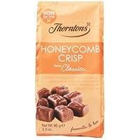 Thorntons Classics Milk Honeycomb Crisp Bag 96g