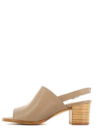 KEYS 5102 Sandalo tacco Donna Taupe