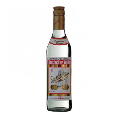 Stolichnaya vodka red premium 1 litro (1000038252)