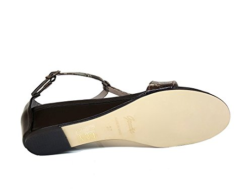 Gennia SINCUVIBOA - Sandales Noir