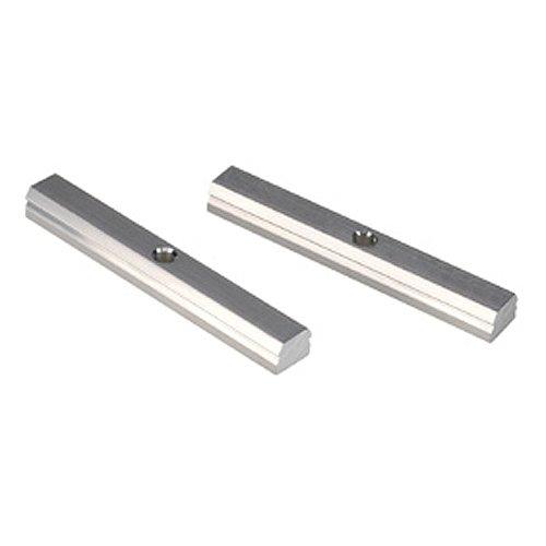 Slv - Sujección montaje para led perfil pared aluminio anodizado