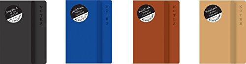 Tallon - Taccuino, formato tascabile, morbido, colore rustico