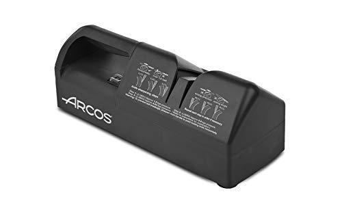 Arcos Afiladores - Afilador Eléctrico de Cuchillos - Hecho de Plástico Color...