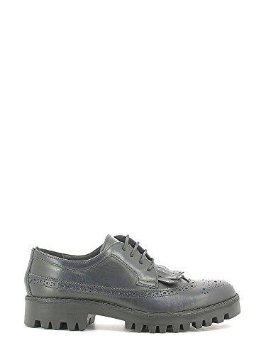 Igi&Co , Chaussures de ville à lacets pour femme Bleu
