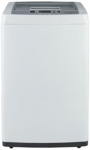 LG 6 kg Fully-Automatic Top Loading Washing Machine (T7008TDDL, Blue White and Middle Free Silver Top)