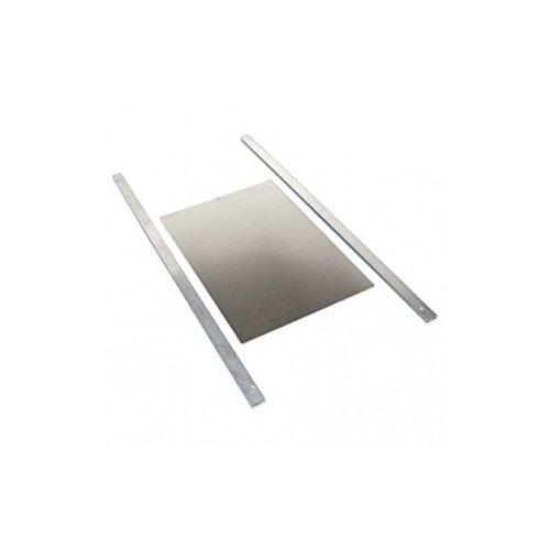HS Trappe de poulailler en aluminium