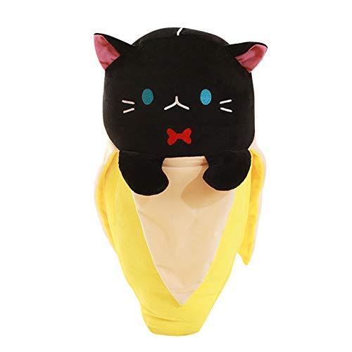 Katze Plüsch Stofftier Kissen Puppe Kinder Geburtstag Geschenke Wohnkultur ()