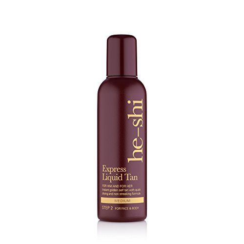 He-Shi Express Liquid Tan