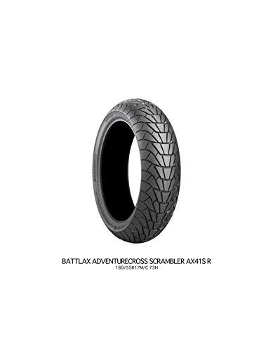 Gomme Bridgestone Battlax adventurecross scrambler ax41s 160 60 R17 69H TL per Moto