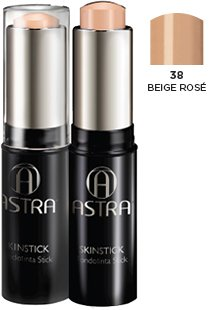 ASTRA fondotinta stick SKINSTICK gr10 n.38 beige rosè