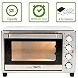 Simple Living Products SL-C32L 32L XL Convection Oven - Counter Top Compatible