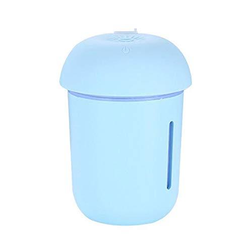 FLYWM Duft Luftbefeuchter multifunktionale Auffüllen Wasser Fan Nacht Licht Triple Pilz Luftbefeuchter - Nacht Luftbefeuchter Ersatz-filter