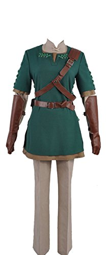 The Legend of Zelda Link Cosplay Kostüm Top -