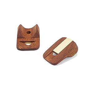 Nasenflöte Concert aus Holz