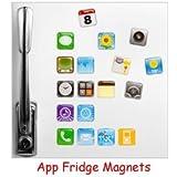App Imanes de nevera a su vez tu frigorífico en un iphone